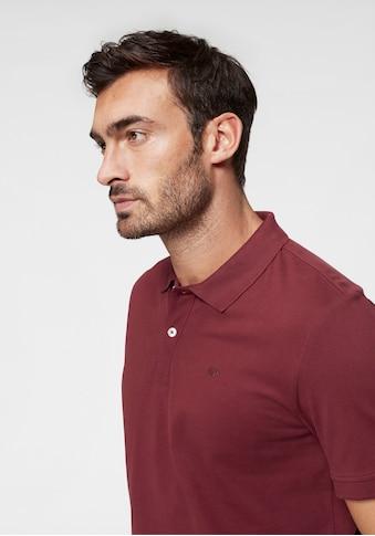 TOM TAILOR Poloshirt »Basic«, Baumwoll-Piqué kaufen
