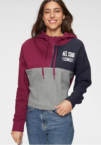 Converse Kapuzensweatshirt »ALL STAR BRUSHED - BACK FLEECE HOODIE« kaufen
