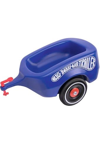 BIG Kinderfahrzeug-Anhänger »BIG Bobby Car Trailer, Royalblau«, Made in Germany kaufen