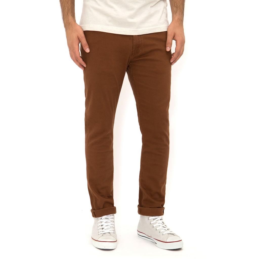 Way of Glory 5-Pocket-Hose »Justin«, Slim Fit, 5-Pocket Form
