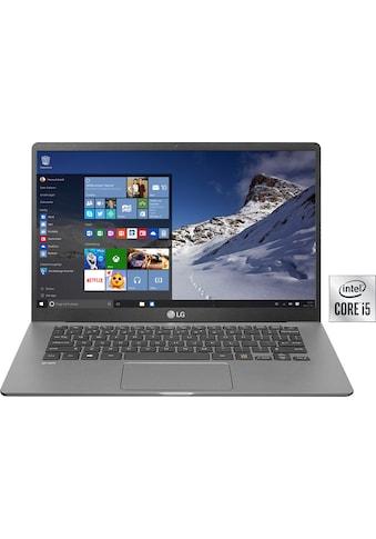LG Notebook »14Z90N-V.AR52G«, (256 GB SSD) kaufen