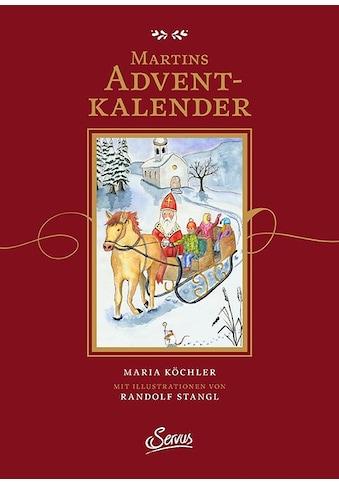Buch Martins Adventkalender / Maria Köchler; Randolf Stangl kaufen