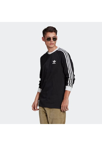 adidas Originals Langarmshirt »3-STRIPES LONGSLEEVE TEE« kaufen