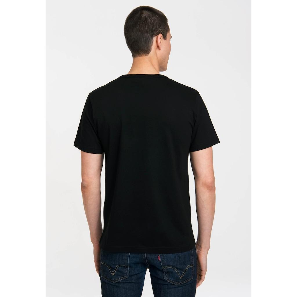 LOGOSHIRT T-Shirt In Black-Print
