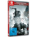 Assassin's Creed 3 Remastered Nintendo Switch