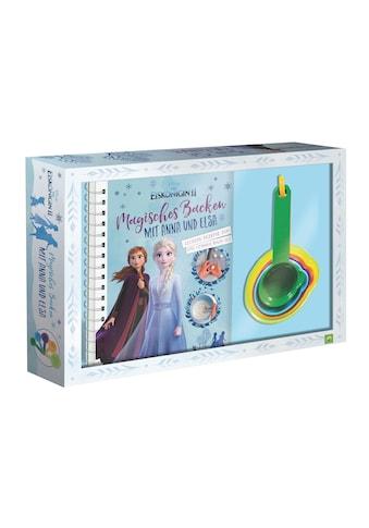 Buch »Die Eiskönigin 2: Magisches Backen mit Anna und Elsa / DIVERSE« kaufen