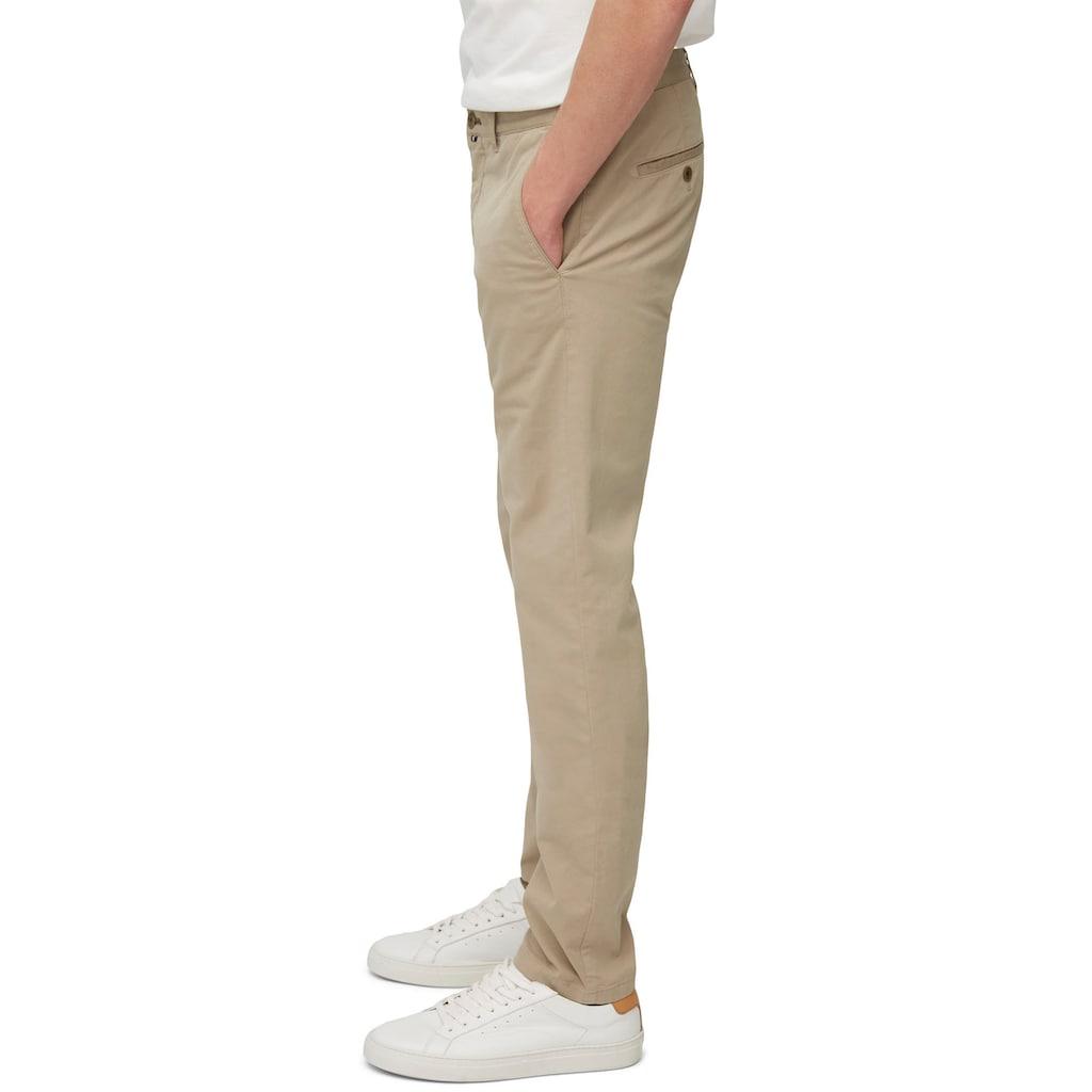 Marc O'Polo Chinohose, mit zusätzlicher Gesäßtasche
