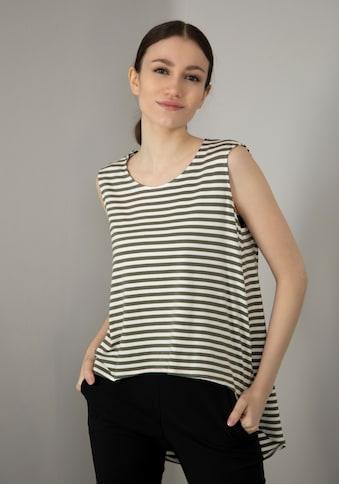 IMPERIAL Longshirt »IMP-R ER3BFD«, glockenförmige Long-Form kaufen