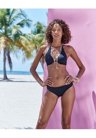 LASCANA Bikini - Hose »Scallop« kaufen