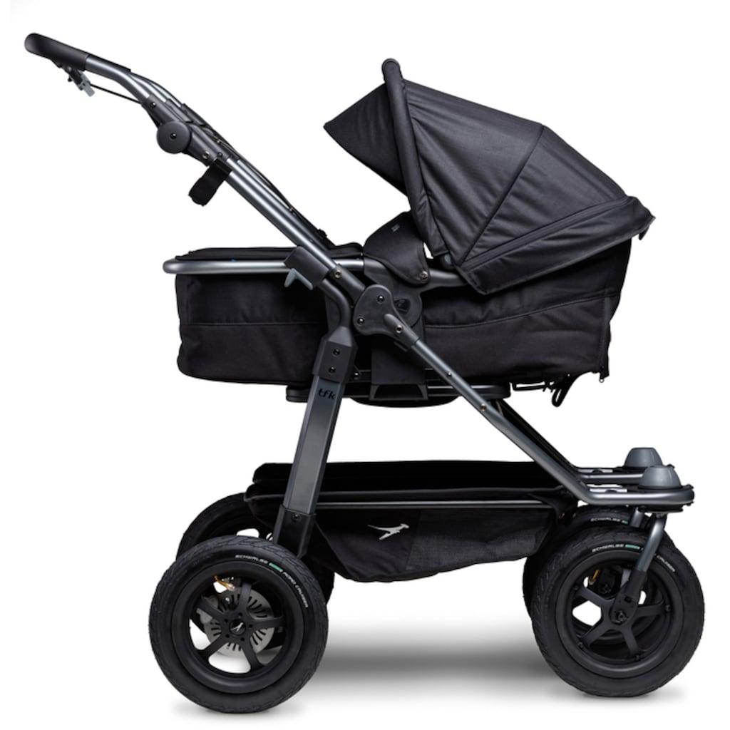tfk Zwillings-Kombikinderwagen »duo«, 36 kg, Zwillingskinderwagen; Kinderwagen für Zwillinge; Zwillingswagen