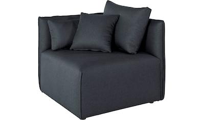 elbgestoeber Sofa-Eckelement »Elbdock«, Modul - zum eigenen Zusammenstellen; in vielen... kaufen