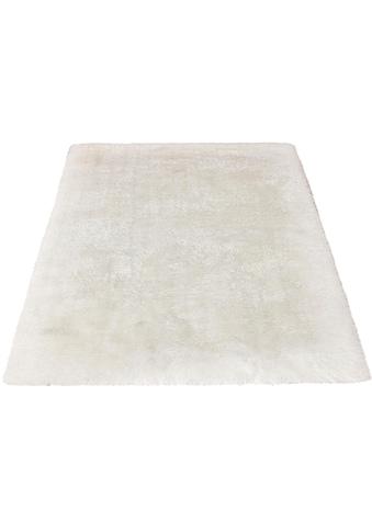 Leonique Hochflor-Teppich »Barin«, rechteckig, 90 mm Höhe, besonders weich, Wohnzimmer kaufen