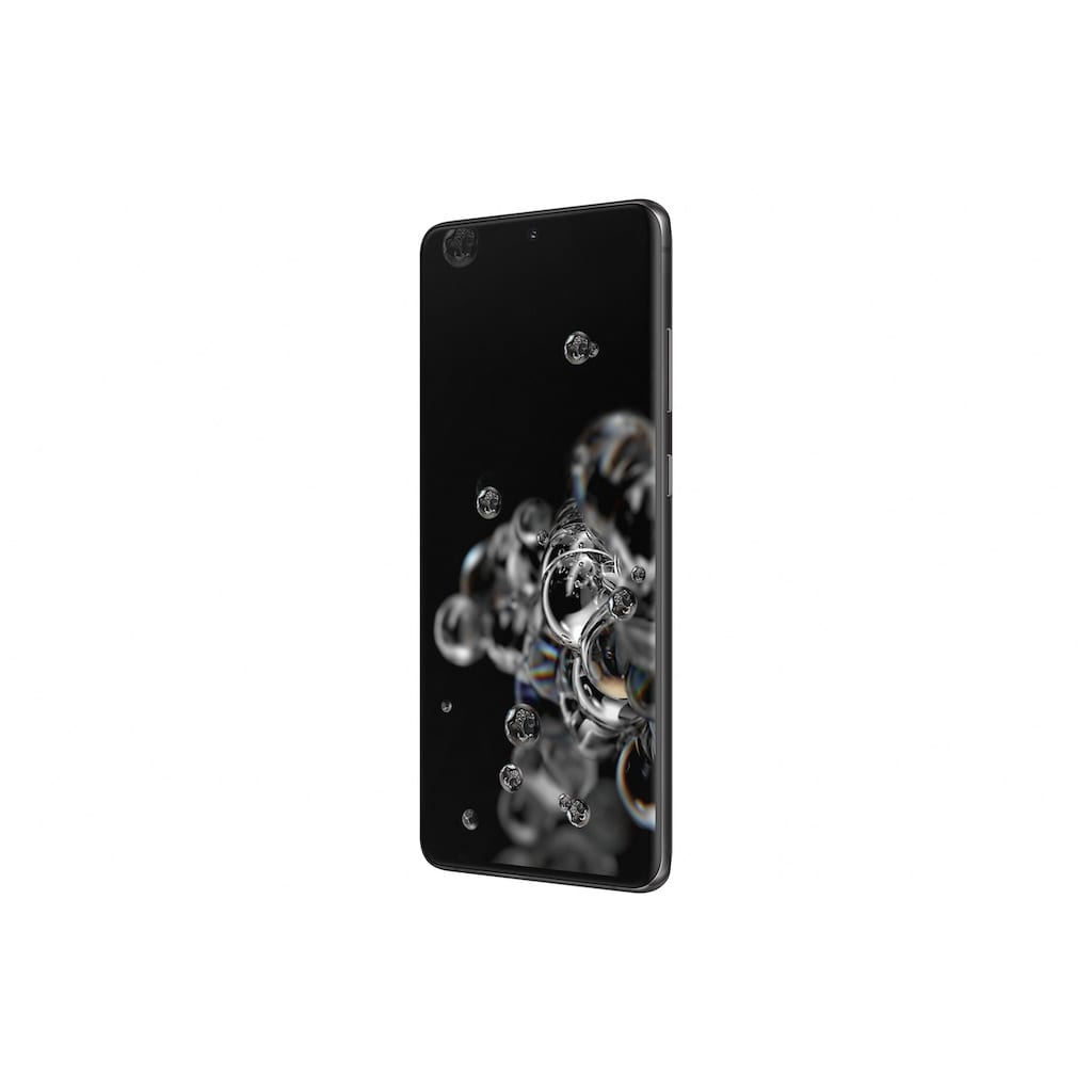 "Samsung Smartphone »Galaxy S20 Ultra 5G«, (17,44 cm/6,9 "", 128 GB Speicherplatz, 108 MP Kamera)"