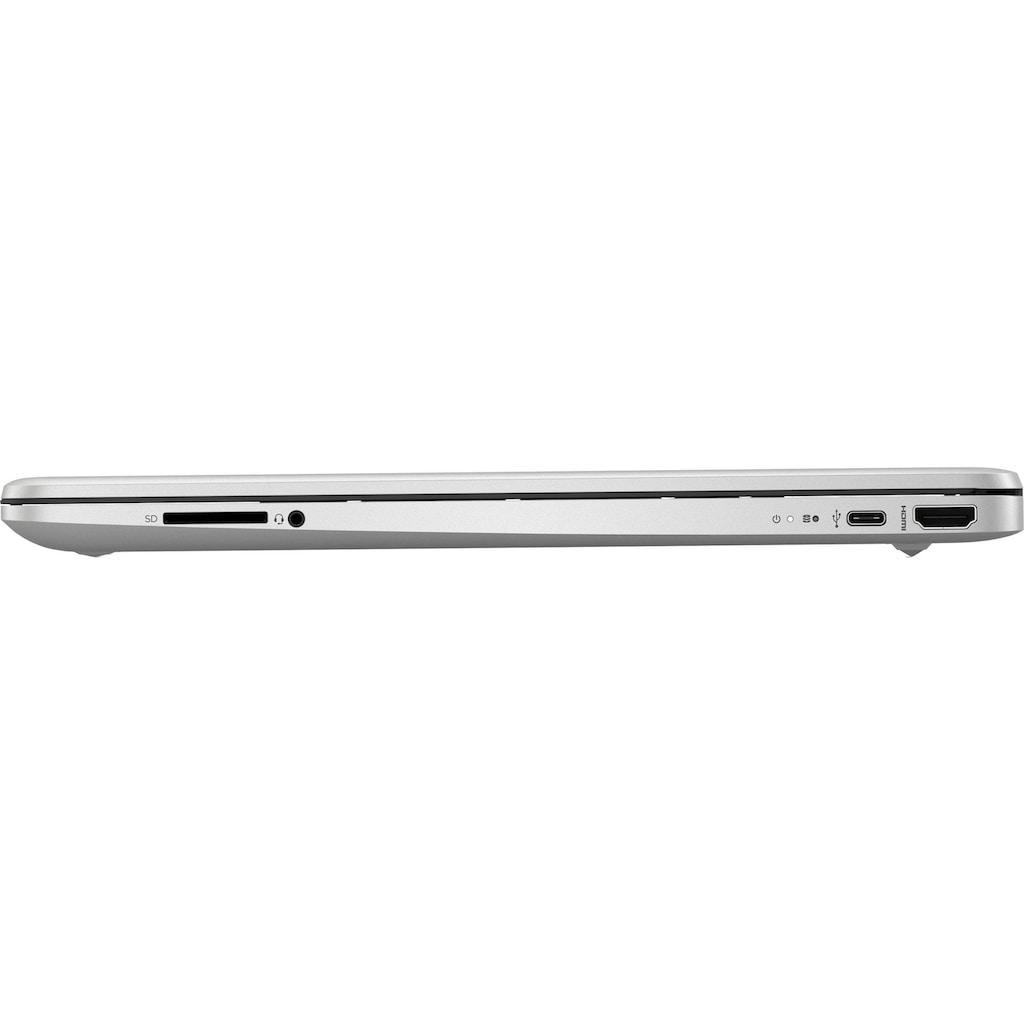 HP 15s-fq1251ng Notebook (39,6 cm / 15,6 Zoll, Intel,Core i5, 256 GB SSD)
