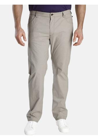 Charles Colby 5-Pocket-Hose »BARON JEFF«, seitlicher Dehnbund, Comfort Fit kaufen