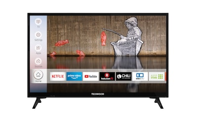 "Techwood LED-Fernseher »H24T52E«, 60 cm/24 "", HD-ready, Smart-TV kaufen"