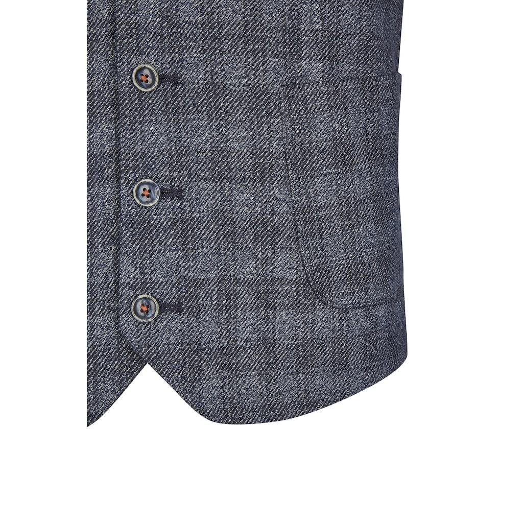 Calamar Sakkoweste mit augesetzten Taschen