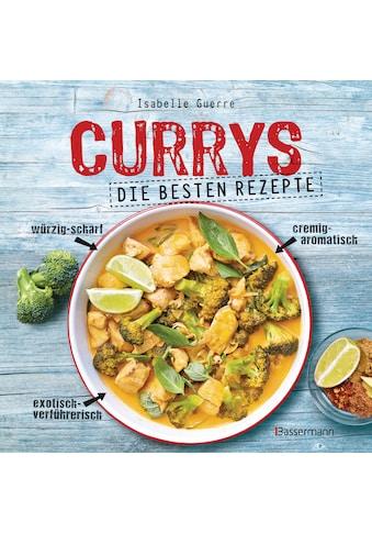Buch »Currys - Die besten Rezepte - mit Fleisch, Fisch, vegetarisch oder vegan. Aus... kaufen