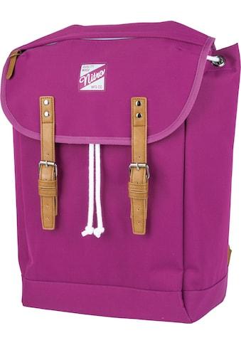 NITRO Laptoprucksack »Venice, Grateful Pink« kaufen
