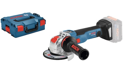 Bosch Professional Akku-Winkelschleifer »GWX 18V-10 SC (L) solo CLC«, ohne Akku und... kaufen