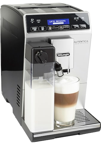 De'Longhi Kaffeevollautomat Autentica ETAM 29.660.SB, 1,3l Tank, Kegelmahlwerk kaufen