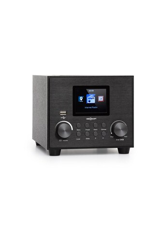 ONECONCEPT Internetradio 3W & 5W RMS WLAN BT »Streamo Cube« kaufen