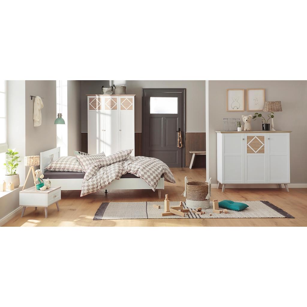 Bett »Victor«, Kinderbett, Einzelbett
