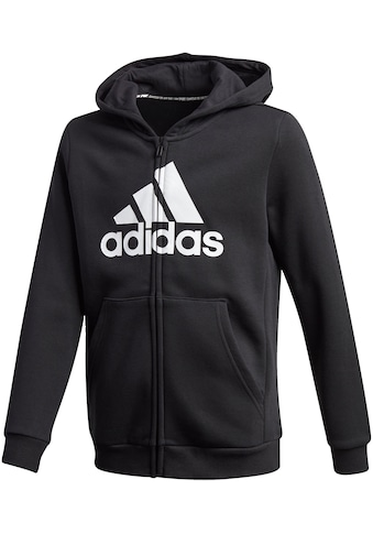 adidas Performance Kapuzensweatjacke »BOYS MUST HAVE BATCH OF SPORT FULLZIP FLEECE« kaufen