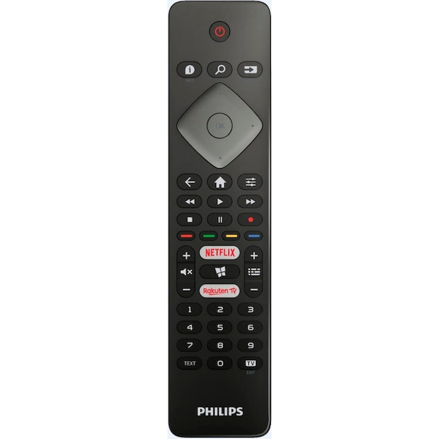 Philips 70PUS6504/12 LED-Fernseher (178 cm / (70 Zoll), 4K Ultra HD, Smart-TV