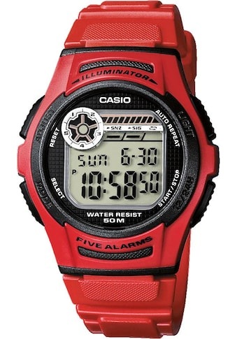 Casio Collection Multifunktionsuhr »W - 213 - 4AVES« kaufen