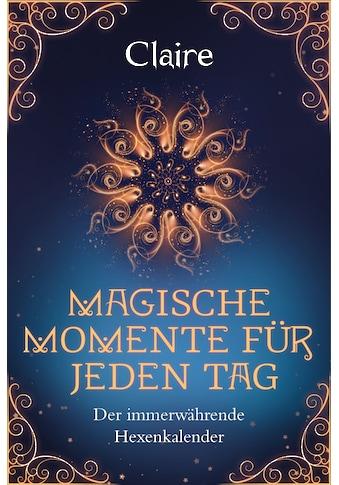 Buch »Magische Momente für jeden Tag / Claire« kaufen