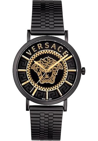 Versace Schweizer Uhr »V-ESSENTIAL 40 mm, VEJ400621« kaufen