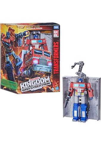 Hasbro Actionfigur »Transformers Generations War for Cybertron: Kingdom Leader WFC-K11... kaufen