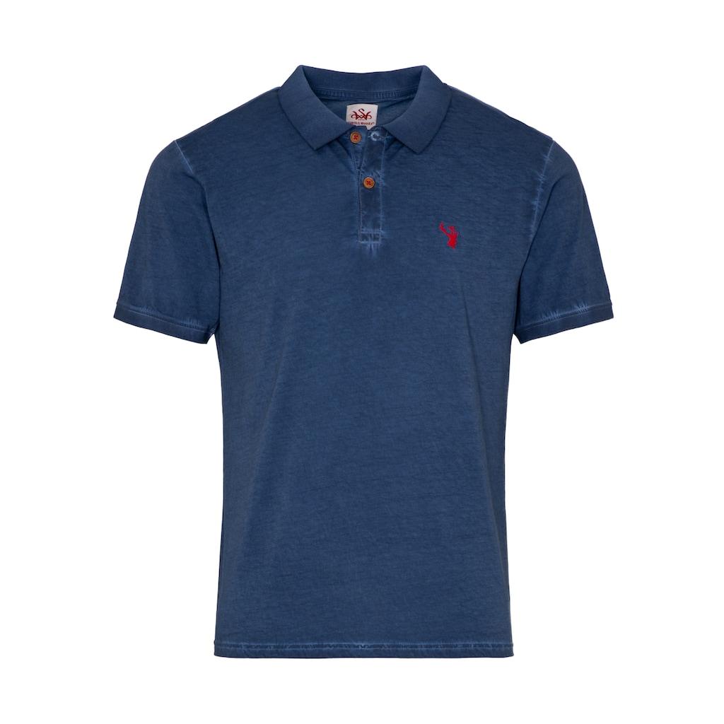 Spieth & Wensky Poloshirt »Norik-T-Shirt H«