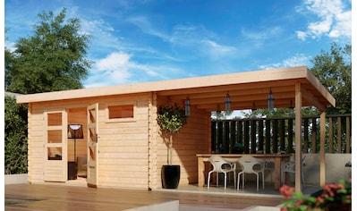 WOODFeeling Gartenhaus »Bastrup 8« kaufen