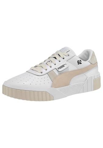 PUMA Sneaker »Cali Lthr Suede x SG« kaufen
