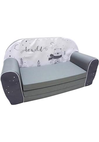 Knorrtoys® Sofa »Bear«, für Kinder; Made in Europe kaufen