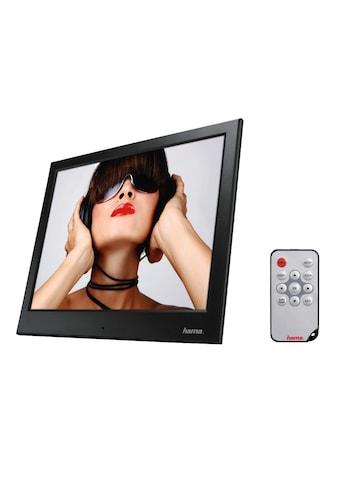 """Hama Digitaler Bilderrahmen """"97SLB"""", 24,64 cm (9,7"""") kaufen"""