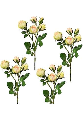 Creativ green Kunstblume, 4er Set kaufen