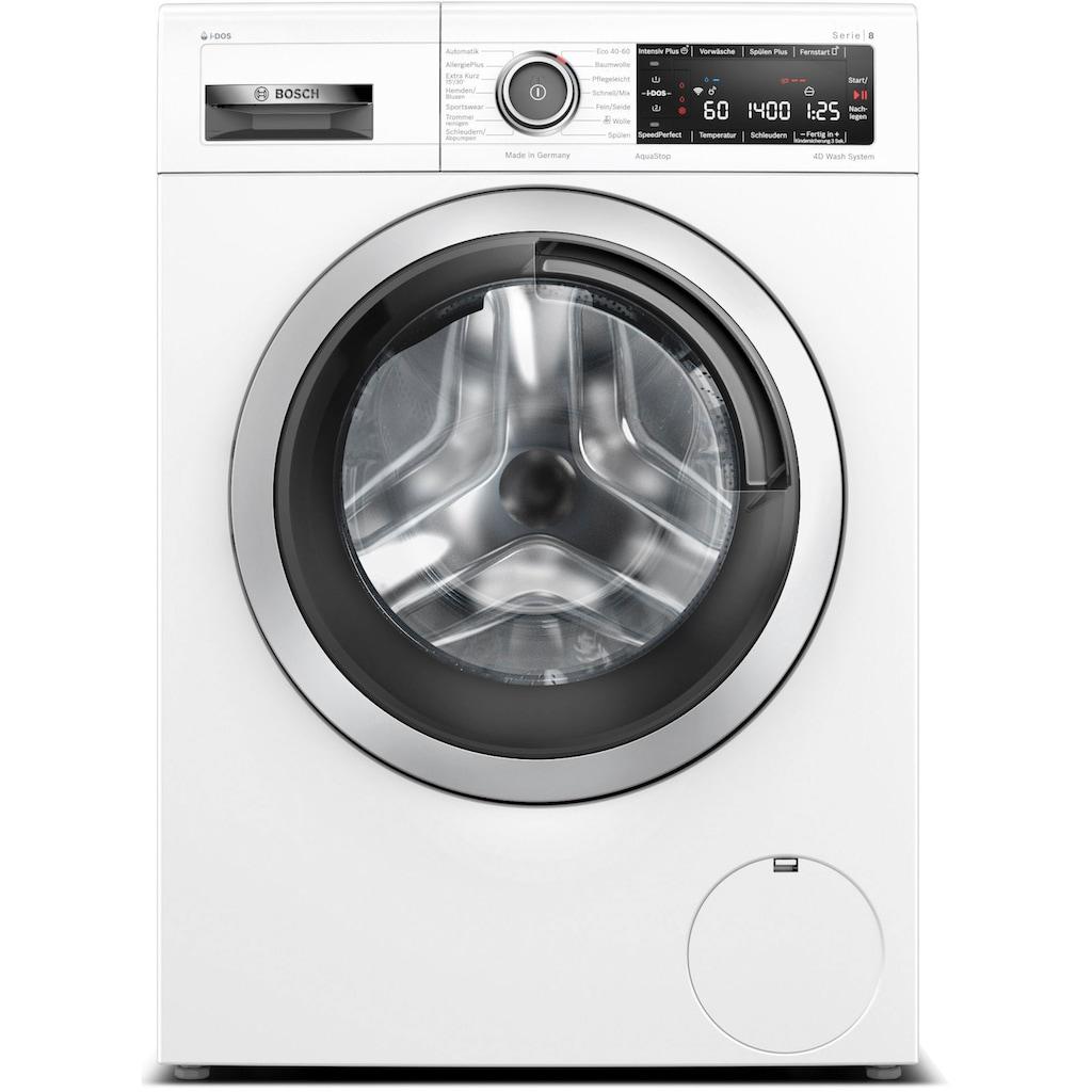 BOSCH Waschmaschine »WAV28K43«, WAV28K43/8, WAV28K43, 9 kg, 1400 U/min