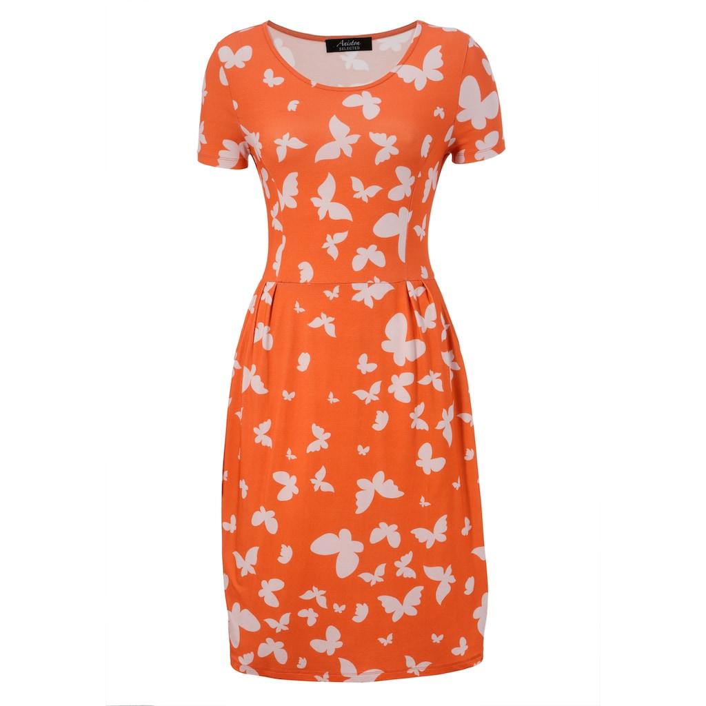 Aniston SELECTED Sommerkleid, mit Eingrifftaschen