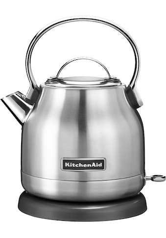 KitchenAid Wasserkocher, 5KEK1222ESX, 1,25 Liter, 2200 Watt kaufen
