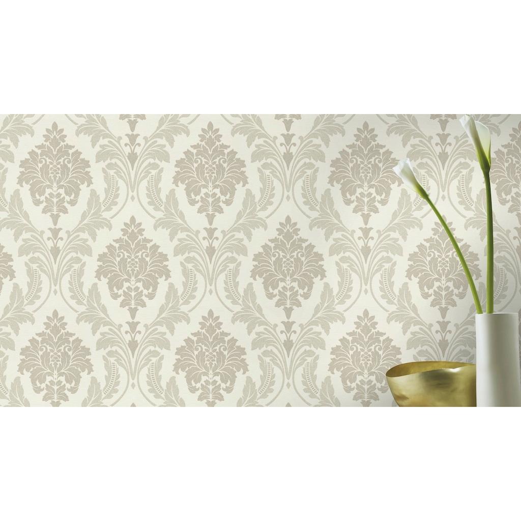 Rasch Vliestapete »GLAM«, gemustert-ornamental