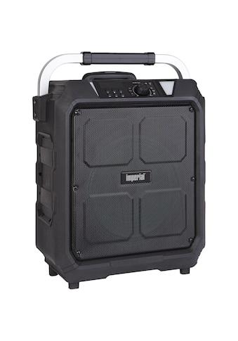 IMPERIAL Lautsprecher - Trolley mit 100W Leistung, Bluetooth 4.2 »BEATSMAN 100« kaufen
