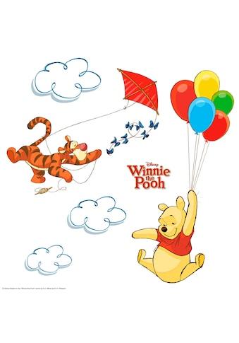 KOMAR Wandtattoo »Winnie Pooh«, 13 - teilig kaufen