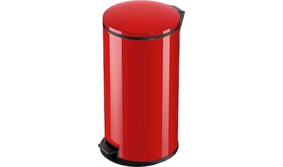 Hailo Mülleimer »Pure XL«, rot, Fassungsvermögen ca. 44 Liter kaufen
