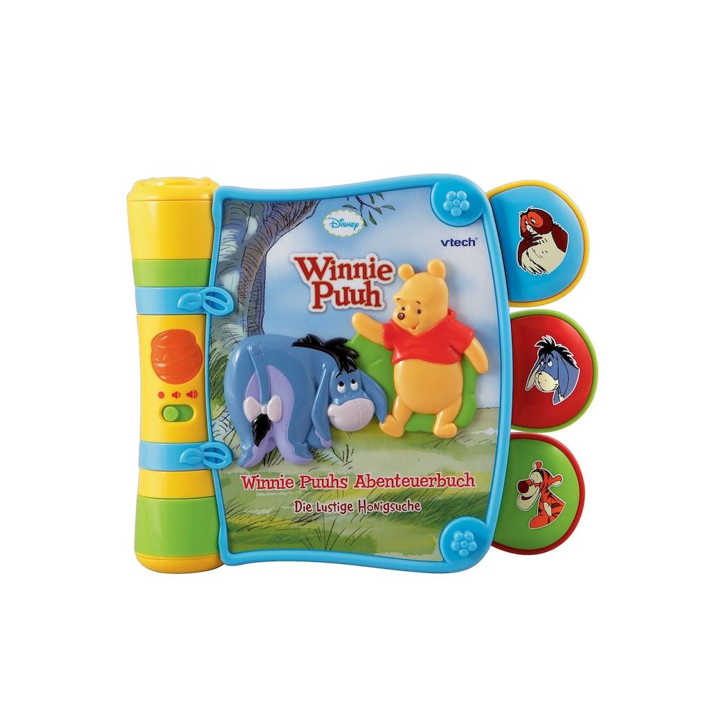 Vtech® Lernspielzeug »Winnie Puuhs Abenteuerbuch - Die lustige Honigsuche«
