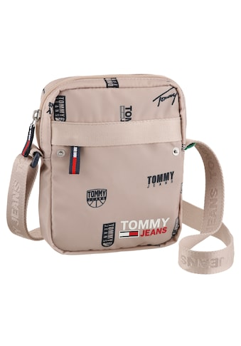 TOMMY JEANS Umhängetasche »Campus Reporter Print«, All-Over Tommy Jeans Print kaufen