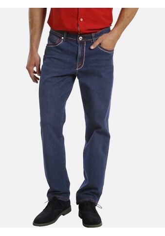 Jan Vanderstorm 5-Pocket-Jeans »SINDOLF«, mit Unterbauchschnitt kaufen