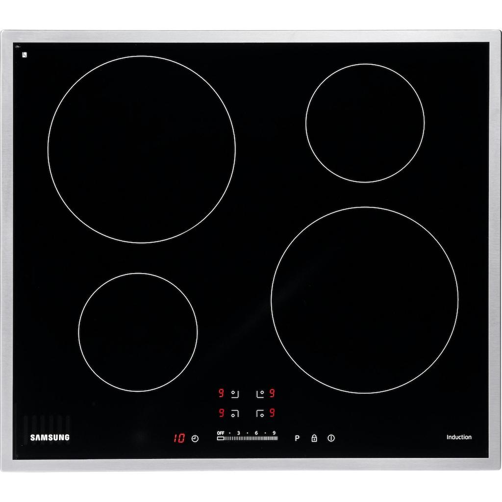 Samsung Induktions-Kochfeld, NZ64H37075K/EG, mit Gartimer